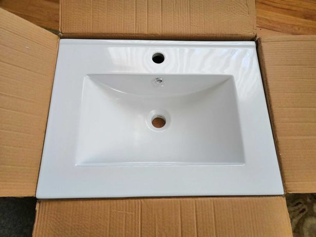 Nowa umywalka Sensea Biała 60cm