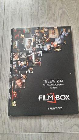 Filmbox DVD Słoń+Ghost World, Misja w czasie, Podium, Jay i Cichy Bob