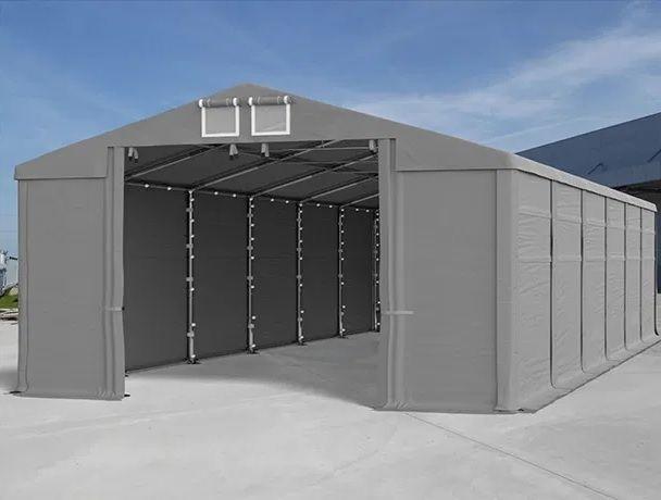 -35% NAMIOT MAGAZYNOWY 8x8 m garaż wiata pawilon hala namiotowa