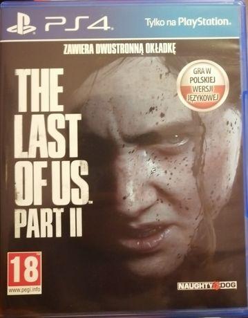 The Last of Us 2 Dubbing PL PS4