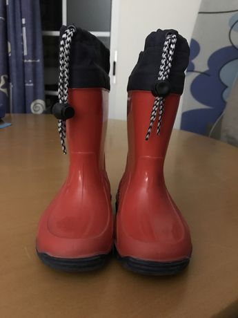 Botas de chuva Galocha unissex