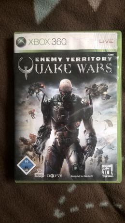 Gra na XBox 360 Enemy Territory Quake Wars Live