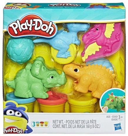 Hasbro малыши динозаврики оригинал