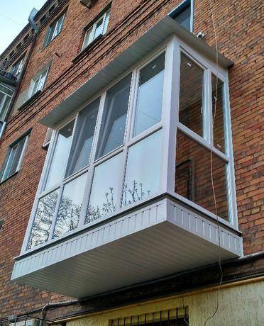 Ремонт балконов и лоджий в Кривом Роге.