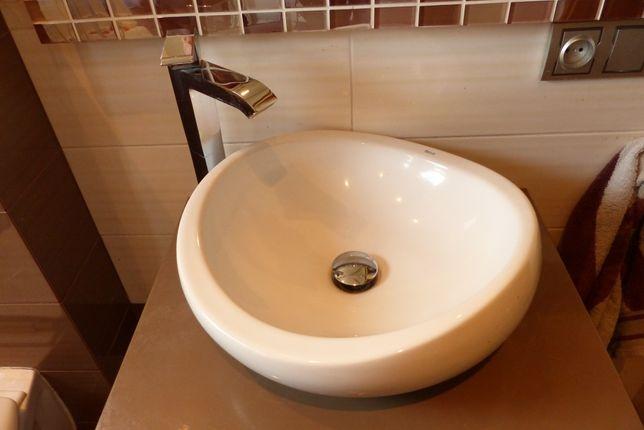 Umywalka ROCA URBI 1 nablatowa 45 cm