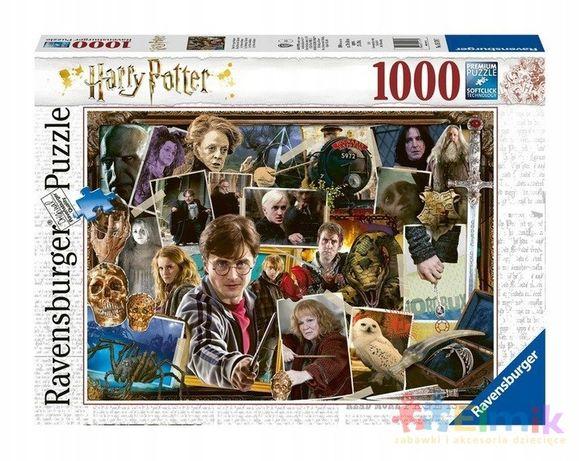 puzzle 1000 harry potter bohaterowie ravensburger