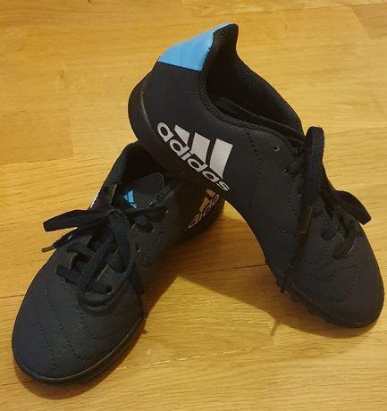 Buty piłkarskie ADIDAS Goletto VII TF J żwirówki roz. 33 wkładka 20 cm