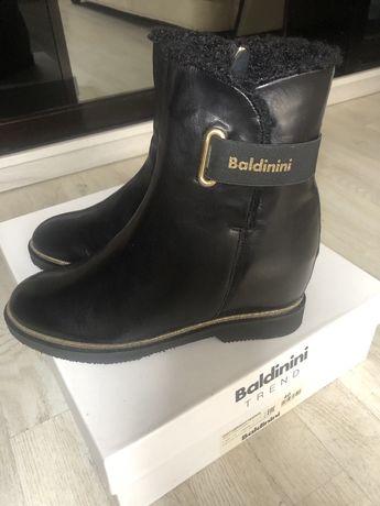 Ботинки демисезонные Baldinini 40,5р оригинал
