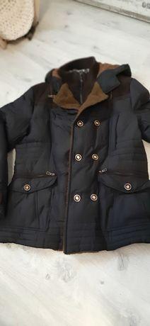 Пуховик-куртка мужская