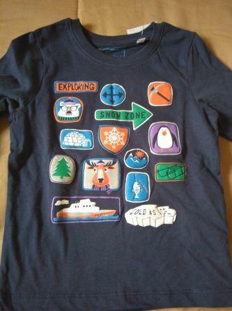 2 t shirt, menino, C&A, 98 cms e Jeans Orchestra 3anos, com etiqueta.