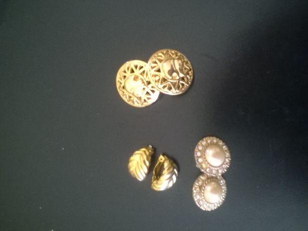 3 pares de brincos novos