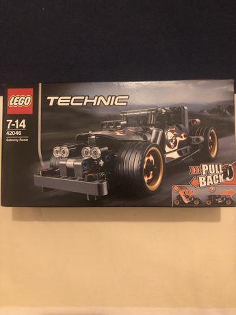LEGO Technic 42046 Carro de Fuga Rápida