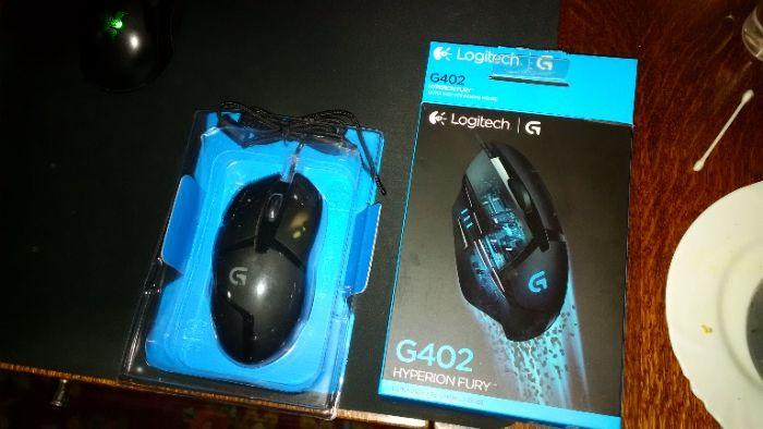 Продам мышь Logitech Славянск - изображение 1