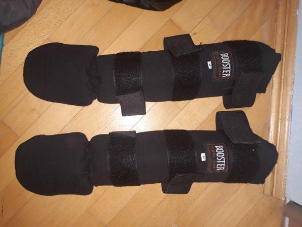 Защита голени и стопы для кикбоксинга
