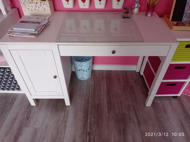 Biurko Ikea hemnes