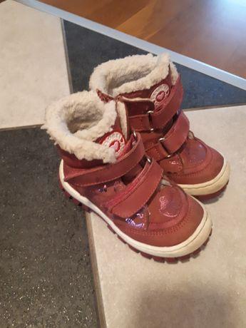 Buciki zimowe dla dziewczynki