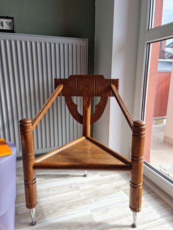 Krzesło Munk stol Munks chair vintage antyk okazja szwedzkie 1910 rok