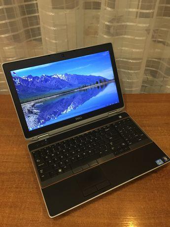 """Ноутбук 15"""" Dell Latitude E6520 (I7-2760QM/8Gb/SSD 128Gb/NVS4200)"""