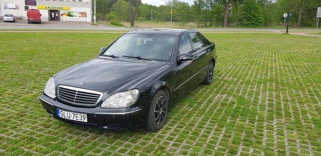 Mercedes Benz s400 Cdi Lift Long  w220