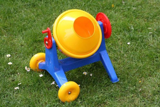 Betoniarka dla dzieci plastikowa NOWA produkt POLSKI