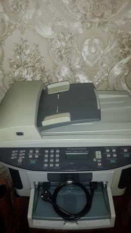Продам сетевое МФУ HP LaserJet M1522nf + 2 картриджа
