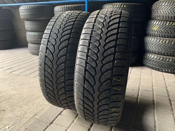 зима 225/60/R16 7,5мм Bridgestone Blizzak LM 32 2шт Зимняя шини шины