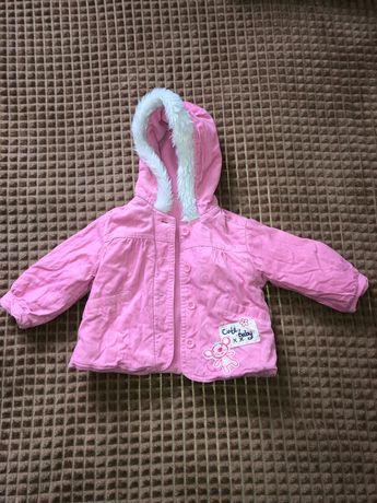 Курточка осіння дитяча
