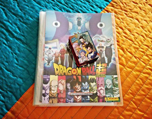 Dragon Ball Super Cartas