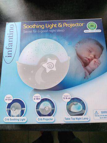 Projektor 2w1 infantino