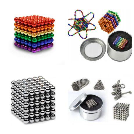 Головоломка NeoCube Неокуб 216 шариков магнитный конструктор игрушка