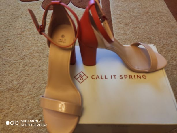 Nowe firmowe buty