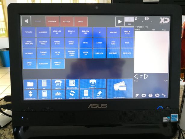 Sistema POS All-in-One
