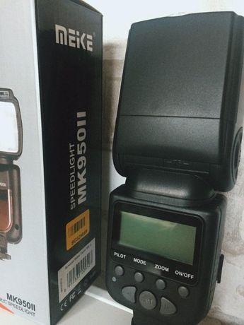 Вспышка Meike for Canon 950 II