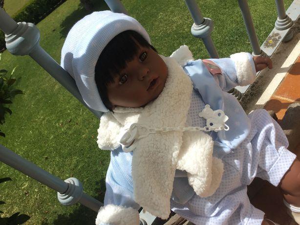 Boneca bebé reborn