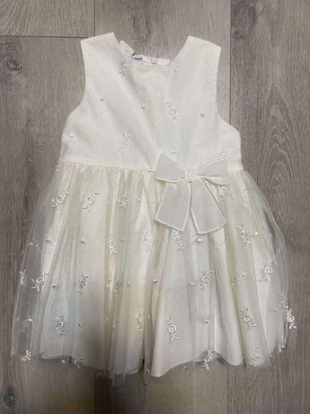 Нарядное платье IDo на 9-12 месяцев