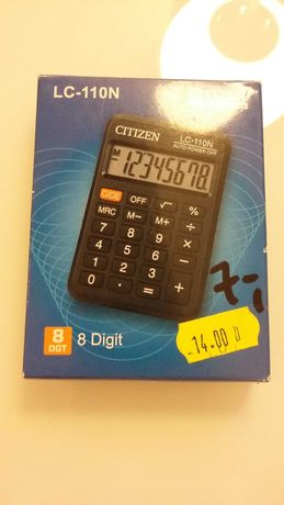 Kalkulator kieszonkowy CITIZEN NOWY