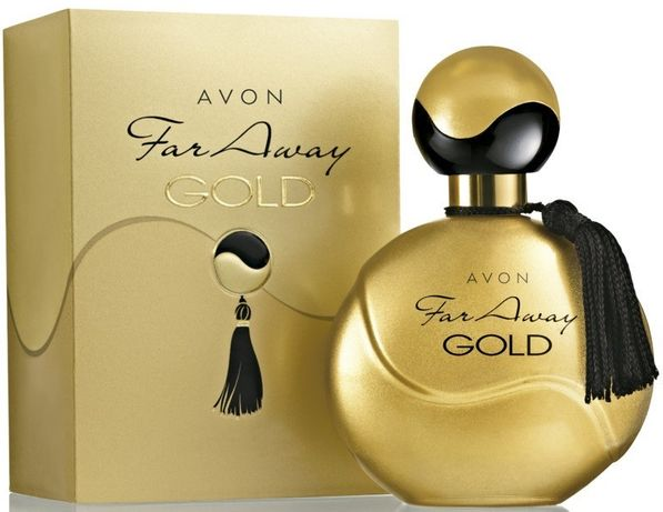 Perfume FAR AWAY GOLD - AVON