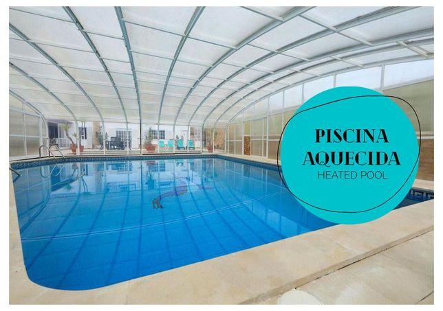 Casa de Férias  com piscina aquecida Santa Cruz / Ericeira