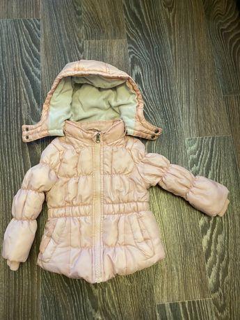 Продам демисезонную куртку Lupilu