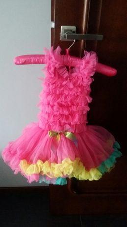Sukienka baletnicy rozmiar XS ok 104