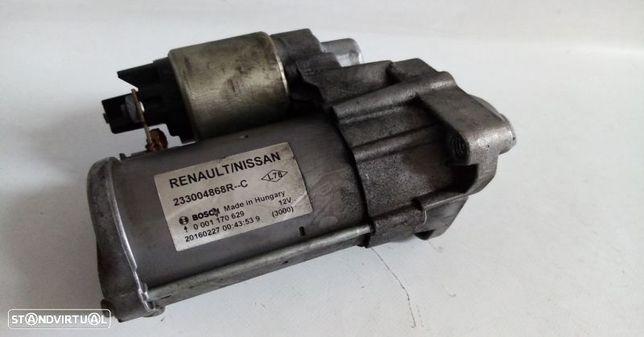 Motor De Arranque Renault Megane Iv Hatchback (B9a/M/N_)