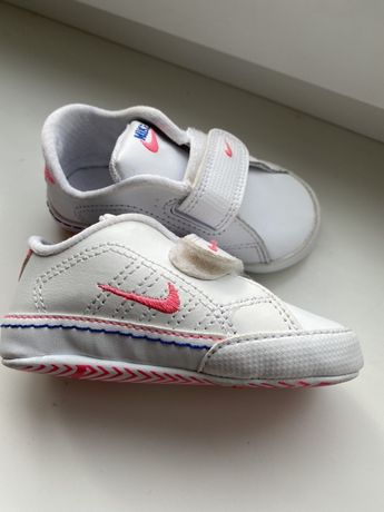 Nike пинетки, кроссовки