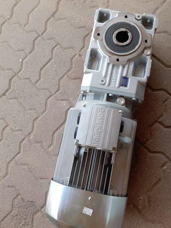 Motoreduktor kątowy 5.5kw. 82obr.  Nowy. BONFIGLIOLI