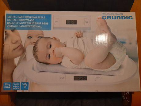Balança digital para bebé-NOVA,selada