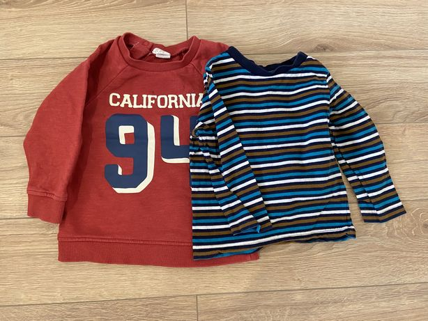 Кофта h&m и свитер