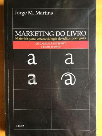 Marketing do Livro, Jorge M. Martins