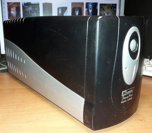 Mustek PowerMust 600 USB