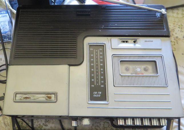 Radio /Cassete/ TV