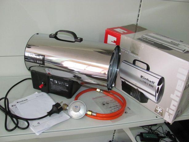 Пушка газовая тепловая Einhell HGG 110/1 Niro привезена из Германии