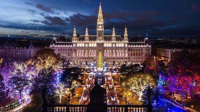 Jarmark Bożonarodzeniowy 149 zł Wiedeń